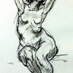 LIFE DRAWING 4, JIM SMYTH