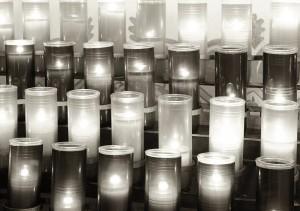 Huber_Craig Alan_Mission San Antonio de Padua_Candles of Prayer