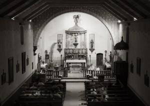 Huber_Craig Alan_Mission San Antonio de Padua_Easter Vigil
