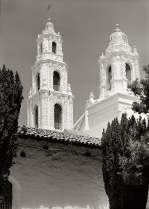 Huber_Craig Alan_Mission San Francisco de Asis Dolores_New and Old