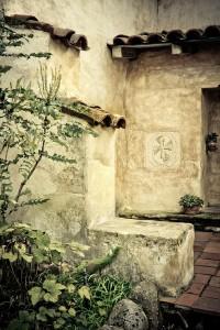 Turner_juanita_Carmel_Mission_Courtyard