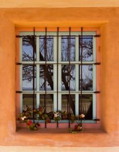 Light and Reflection at Mission San Antonio de Padua