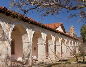 Mission San Antonio de Padua  Colonnade